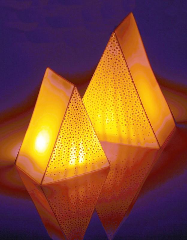 Thomas Buehner Shop – Windlicht Tanne