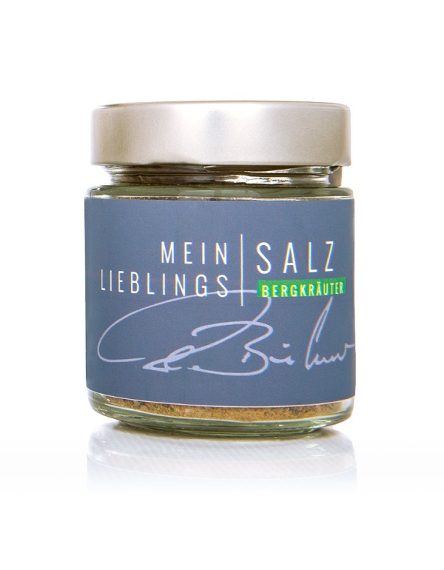 Thomas Buehner Shop – Bergkräuter Salz