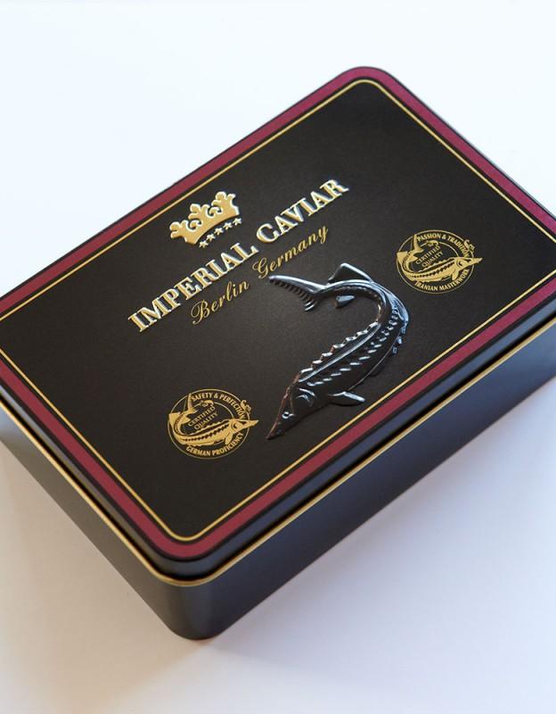 Thomas Buehner Shop – GeschenkBox – Imperial Selection Caviar