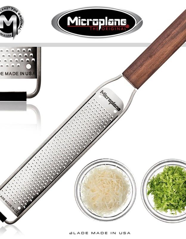 Thomas Buehner Shop – Microplane Küchenreibe mit Zester Klinge