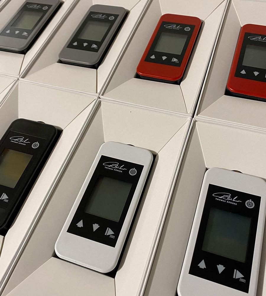 Thomas Buehner Shop – Küchenthermometer Thomas Bühner
