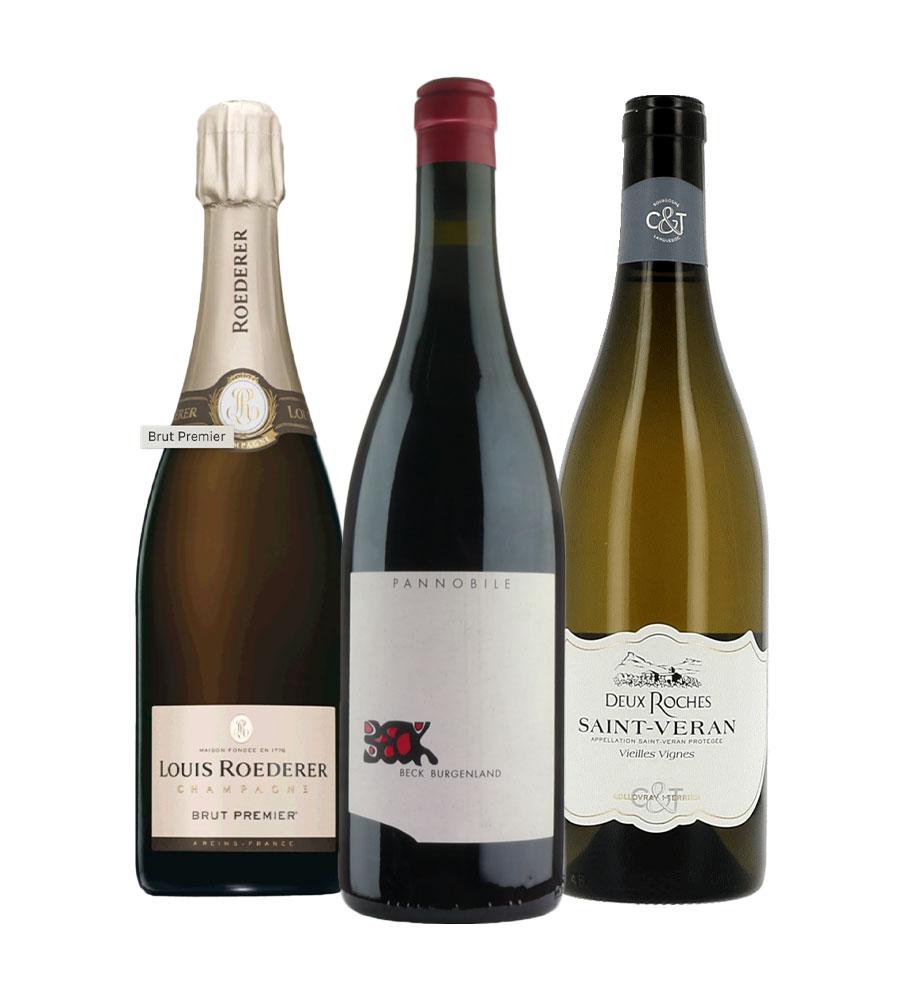 Thomas Buehner Shop – Weinbox zum Muttertag