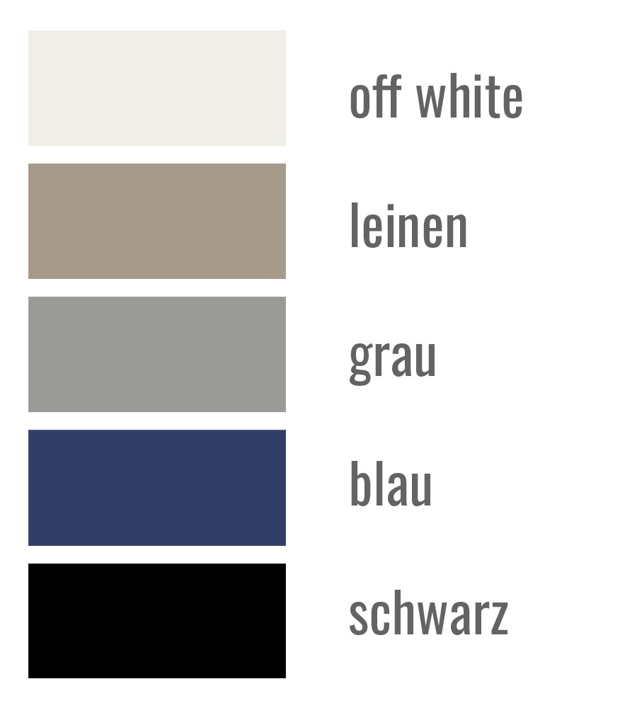 Thomas Buehner Shop – Farben