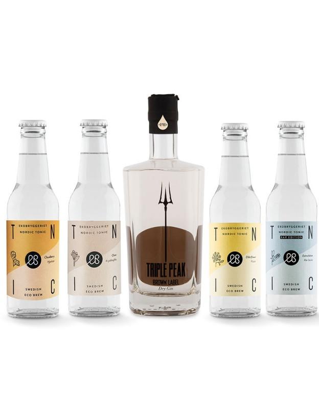 Thomas Buehner Shop – Gin-Set brown label