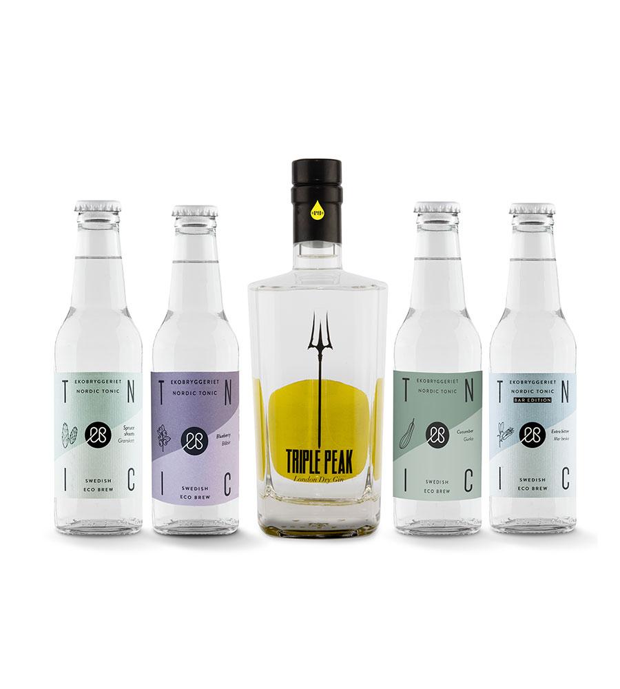 Thomas Buehner Shop – Gin-Set yellow label