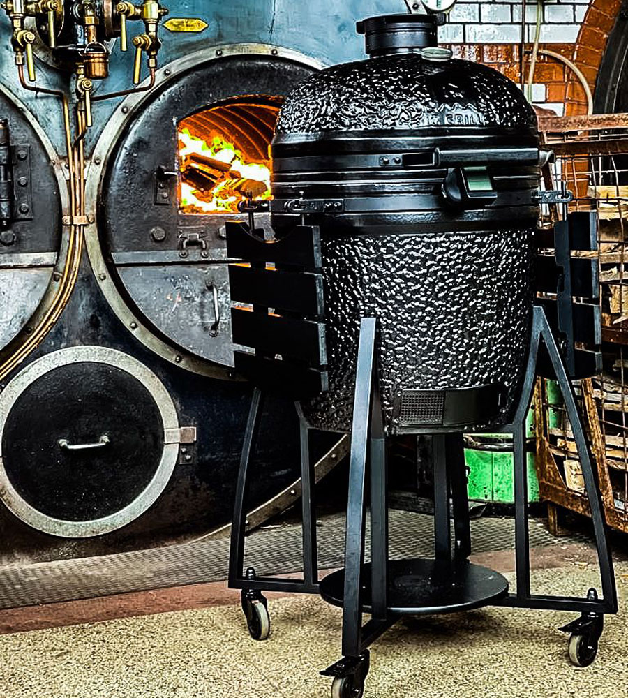 Thomas Buehner Shop - iQ Grill