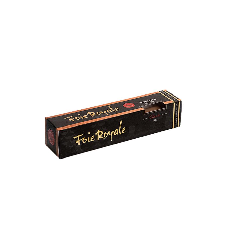 Thomas Buehner Shop – Foie Royale Ente 65 g