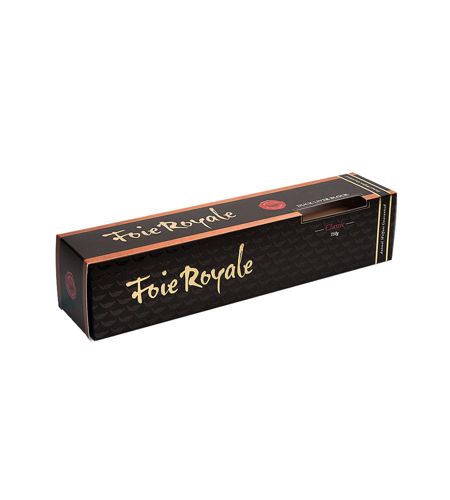 Thomas Buehner Shop – Foie Royale Ente 750 g