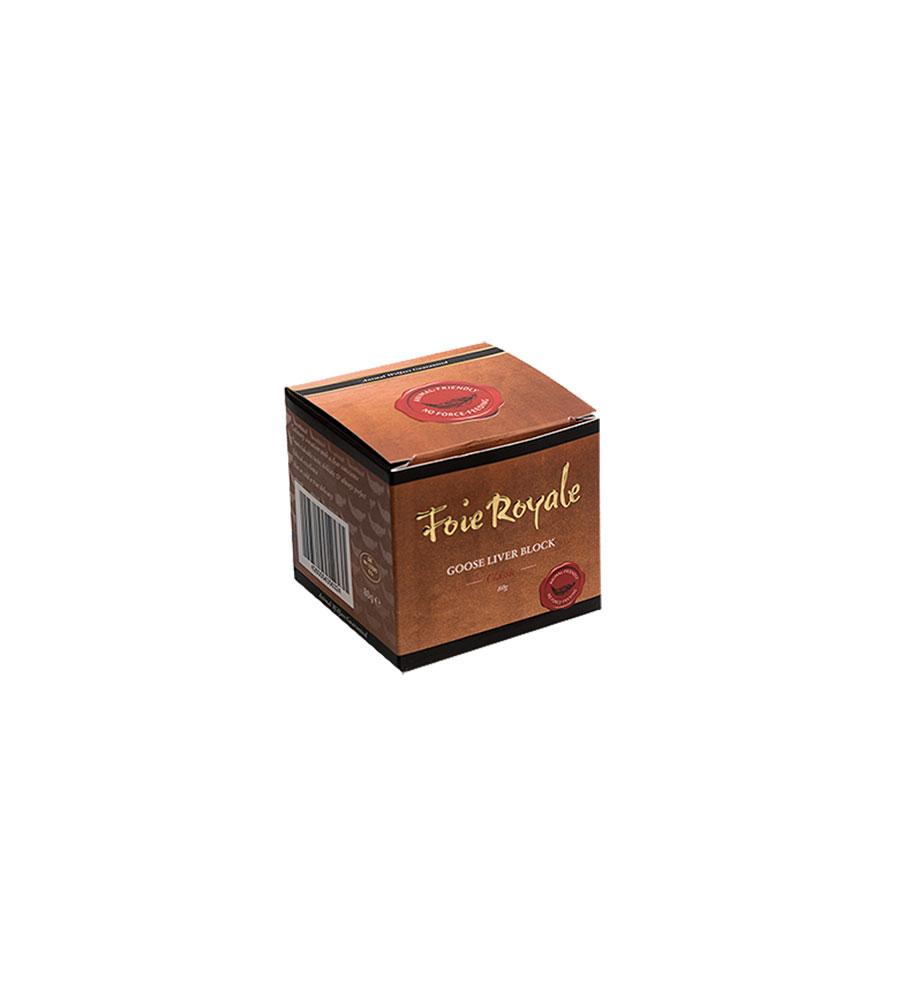 Thomas Buehner Shop – Foie Royale Gans Glas