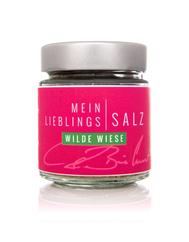 Thomas Buehner Shop - Mein Lieblingssalz Wilde Wiese
