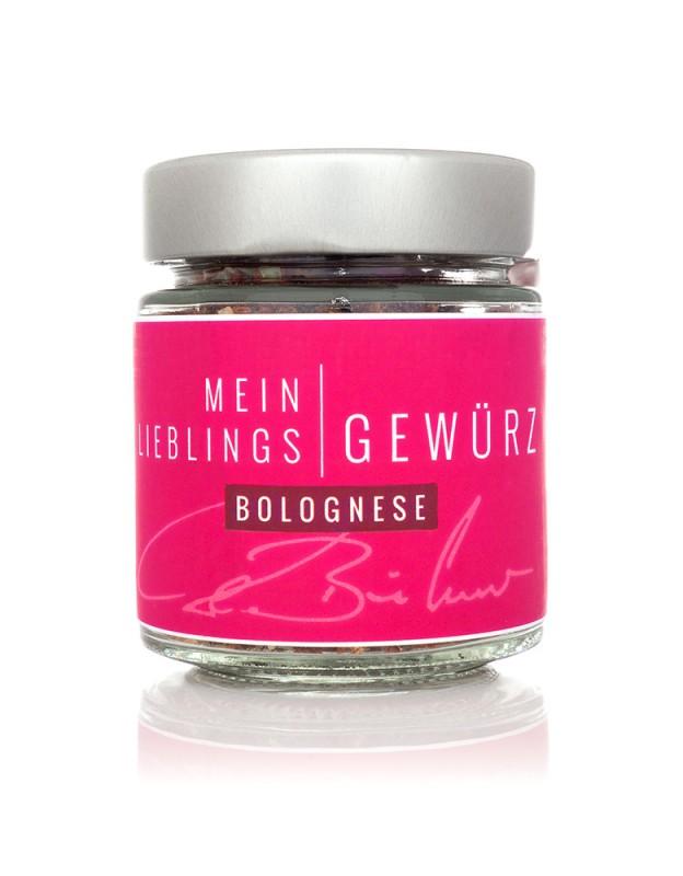 Thomas Buehner Shop - Mein Lieblingsgewuerz Bolognese
